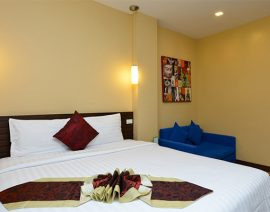 Accommodation in Silom