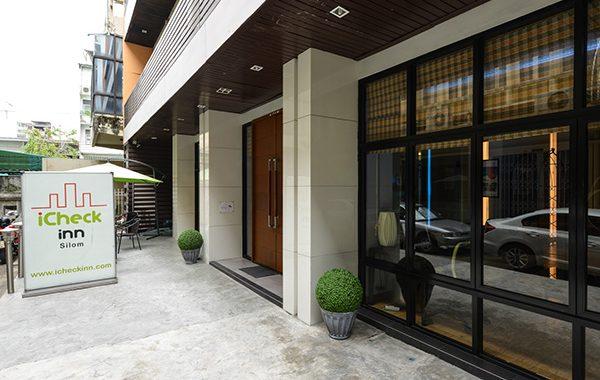 Hotel in Silom