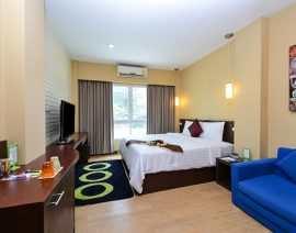 Budget Hotel in Silom