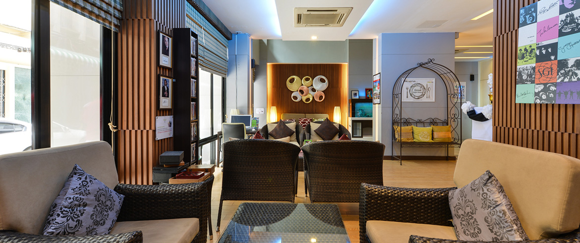 Boutique Hotel in Silom
